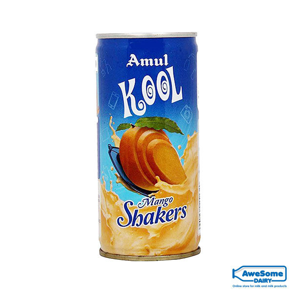 amul milk shake, Amul-Kool-Mango-Shakers-200ml-awesome-dairy