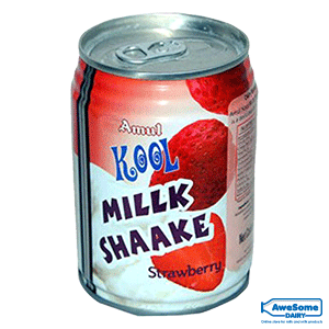 Amul-Kool-Strawberry-Shakers-200ml, milk mumbai