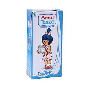 homogenised toned milk, amul taaza,Amul-taaza-1-Awesome-dairy