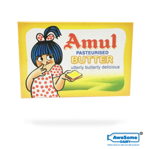 Buy 100g Amul Butter Onliine - Awesome Dairy Mumbai