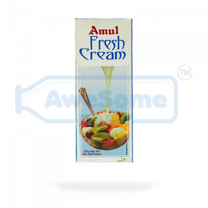 AweSome Dairy - Amul Fresh Cream 200ml