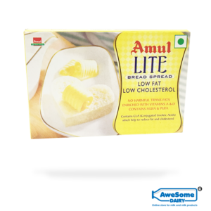 Amul Lite - Butter Spread 100g Buy Online | Awesome Dairy Mumbai