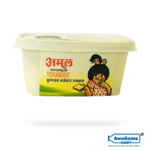 Amul Online - Pasteurized Butter 200gm Online On Awesome Dairy | Mumbai