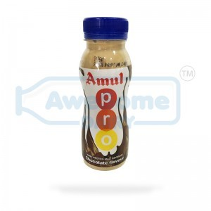 amul milk chocolate, amul milk chocolate price, amul milk shake, amul pro, Amul Pro Chocolate Drink 200ml Online - Awesome Dairy Mumbai