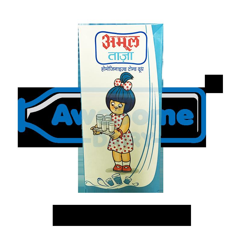 awesome-dairy-amul-taaza-homogenised-toned-milk-1lit-image ...
