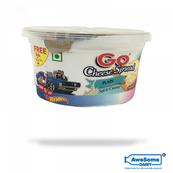 Cheese Spread 200g By Go Online on Awesome Dairy