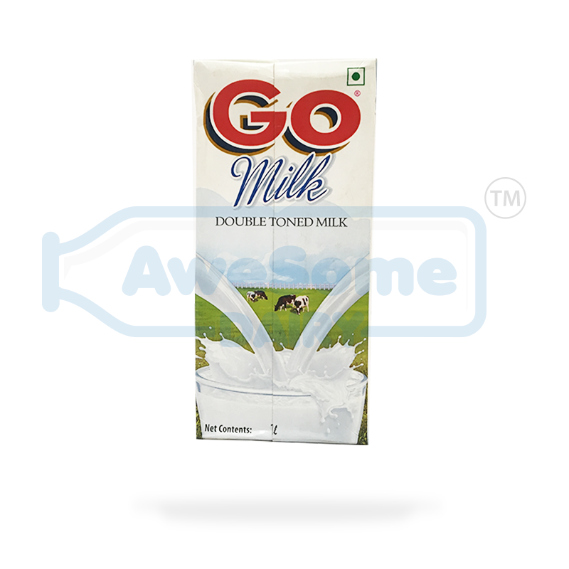 Go - Double Toned Milk Online on awesome Dairy in Mumbai, milk mumbai