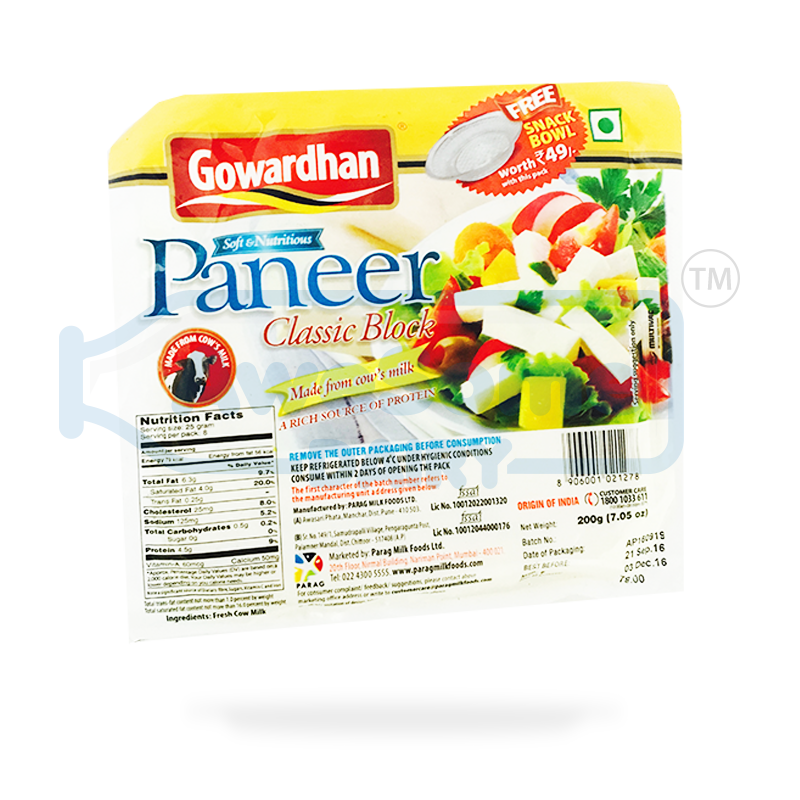 gowardhan paneer,paneer online, Buy Fresh Paneer Block 200gm by Gowardhan Online - Awesome Dairy, tofu online, where to buy paneer, buy paneer, paneer brands in india, tofu price, paneer buy, buy paneer online, tofu big basket, buy tofu, paneer cost, paneer online, tofu buy online, buy tofu online, tofu paneer price, paneer 1 kg price, paneer shop near me, tofu buy, paneer price in bangalore, tofu price in india, paneer 1kg price, amul tofu, panner cost, cost of paneer, price of paneer, tofu price in reliance fresh, 100 gm paneer price, 1 kg paneer price, paneer price 1kg, paneer price list, tofu price in reliance fresh, paneer rate in india, tofu price per kg, paneer packet, paneer price in india, paneer price in chennai, paneer cost per kg, paneer brands in india, panner price, paneer price in delhi, price of paneer in india, soya paneer price, amul paneer 100 gm price, fresh paneer in bangalore, rate of paneer, paneer 100g, paneer price in pune, paneer rate, low fat paneer amul, low fat paneer brands, best paneer brand in india, paneer and tofu, paneer price in kolkata, verka paneer, rate of paneer, paneer rate in pune, paneer price per kg