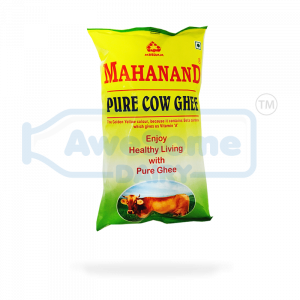 ghee,Pure Cow Ghee 1liter - Mahanand Ghee on Awesome Dairy