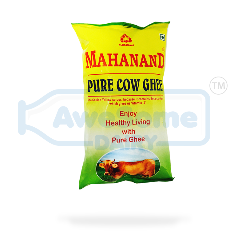 ghee,Pure Cow Ghee 1liter - Mahanand Ghee on Awesome Dairy, mahanand-pure-cow-ghee-1-liter