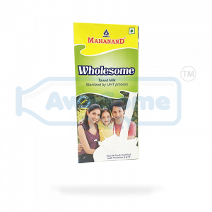 Fresh Mahanand Whole Milk - Online Awesome Dairy in Mumbai