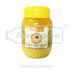 Pure Cow Ghee 1liter - Nutoras Ghee Online on Awesome Dairy