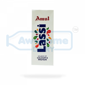 amul lassi, AweSome Dairy - Amul Lassi 200ml Online in Mumbai