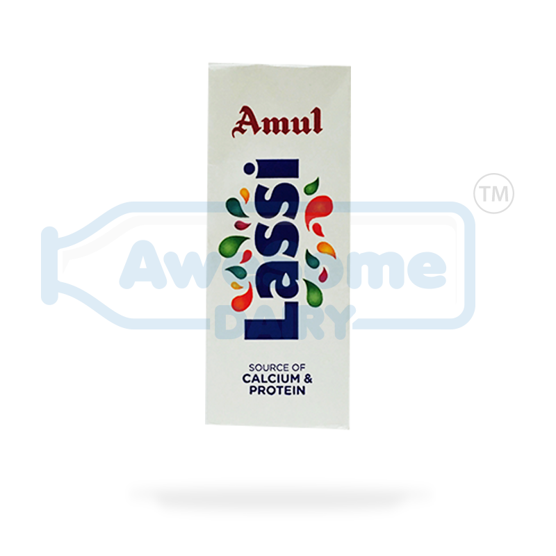amul lassi, AweSome Dairy - Amul Lassi 200ml Online in Mumbai
