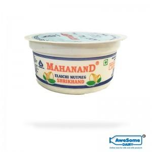 Elaichi Shrikhand 100ml Online - Mahanand Only on Awesome Dairy | Mumbai
