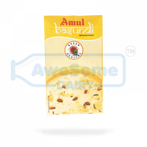 Basundi Online - 1 ltr Amul Basundi on Awesome Dairy