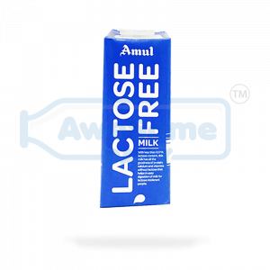 Amul lactose Free Milk 250ml Online On Awesome Dairy