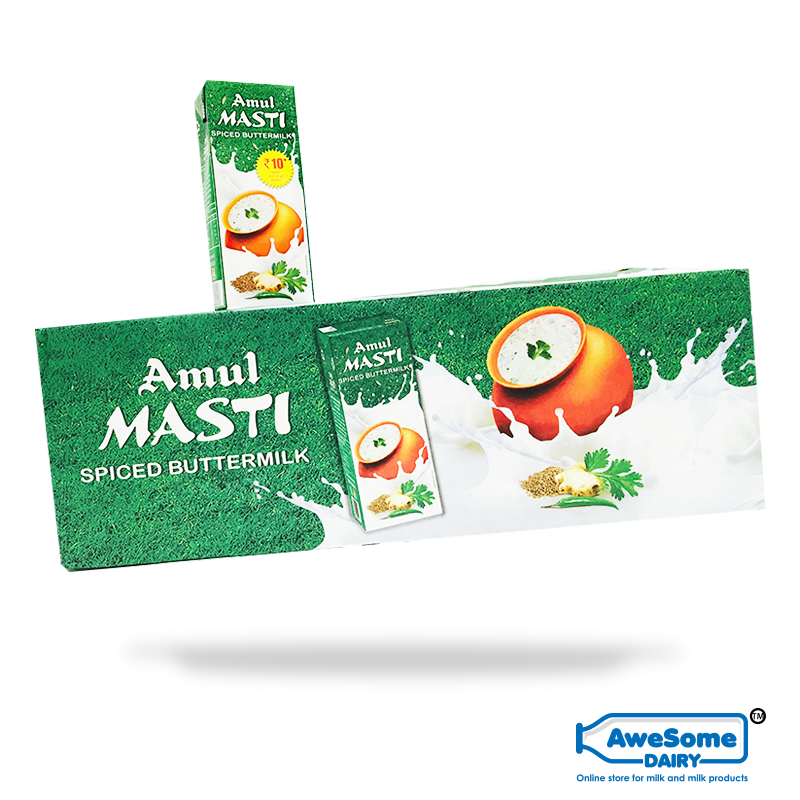amul buttermilk price, amul buttermilk, Amul Masti Spiced Buttermilk in 200ml – Bulk 27 Pcs at Wholesale Price on Awesome Dairy, where to buy buttermilk, buttermilk india, amul butter milk price, amul butter milk online, buttermilk brands, amul buttermilk 500ml price, amul chach price, buttermilk, amul buttermilk pouch price,amul-masti-spiced-buttermilk, amul-masti-spiced-buttermilk