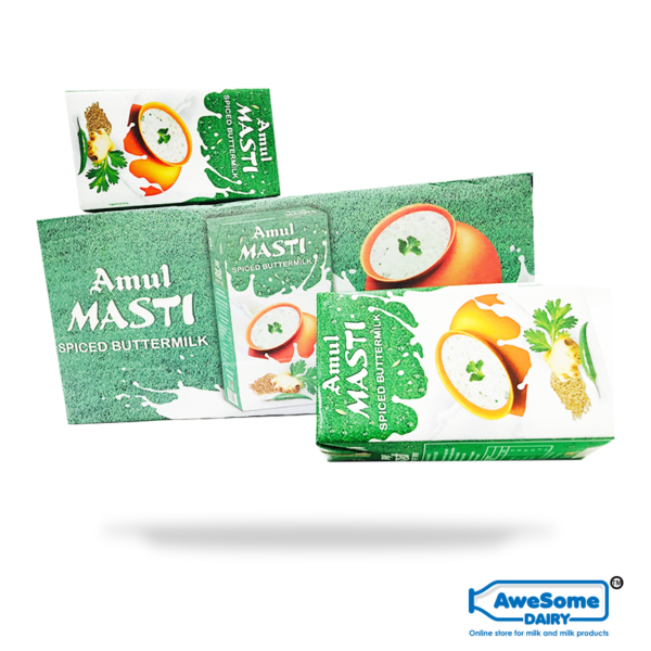 amul buttermilk price, amul buttermilk,Buy Bulk Amul Masti Spiced Butter Milk Online 12 packets at Best Price on Awesome Dairy