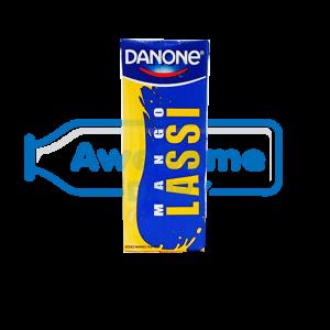 Mango Lassi - Danone Lassi 200ml on Awesome Dairy Online