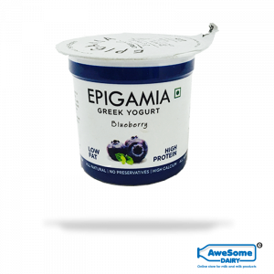 greek yogurt,Blueberry Yoghurt Online - Epiagmia Greek Yoghurt On Awesome Dairy,buy yogurt, yogurt online shopping,greek yogurt india