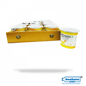 greek yogurt,yogurt online,Bulk Epigamia Yoghurt - 12pcs Honey Banana Greek yogurt Online Mumbai | Awesomedairy.com