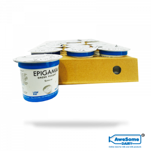 Natural Greek Yoghurt Bulk Quantity - 90gm 12pcs Buy Epigamia Online in Mumbai