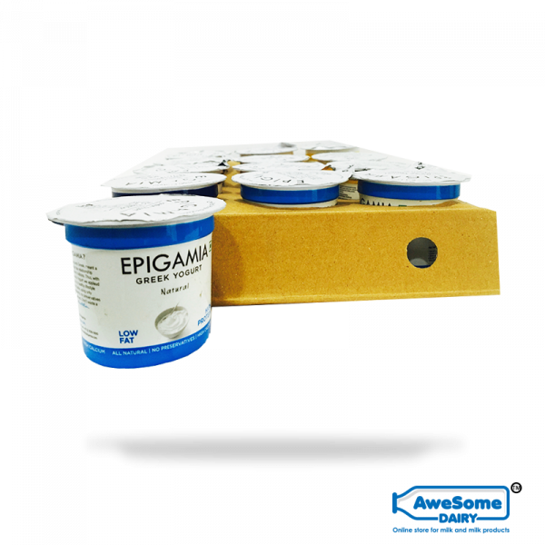 greek yogurt,yogurt online,Natural Greek Yoghurt Bulk Quantity - 90gm 12pcs Buy Epigamia Online in Mumbai,buy yogurt, yogurt online shopping,greek yogurt india
