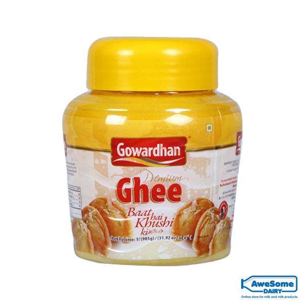 Gowardhan-Ghee-1ltr-Jar, Gowardhan-Ghee-1ltr