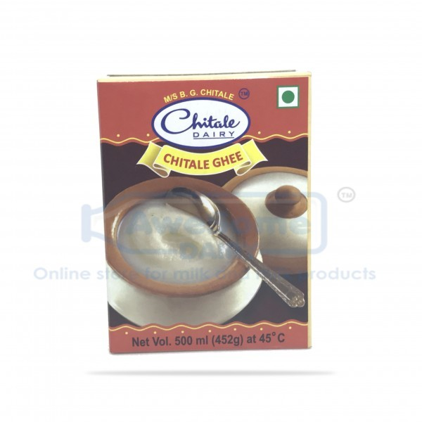 awesome-dairy-chitale-pure-ghee-500-ml-image-1
