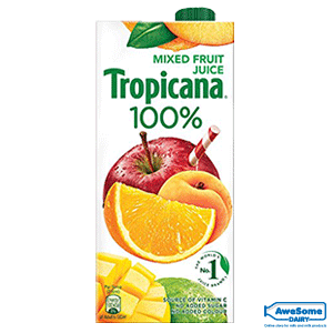 tropicana mixed fruit juice, tropicana india,Tropicana-100%-Mixed-Fruit-Juice-1-liter_
