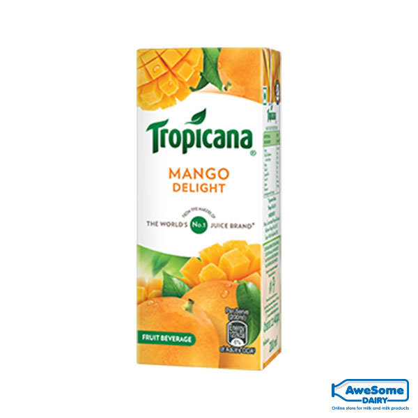 tropicana india,Tropicana-Mango-Delight-1-liter-Awesome-dairy
