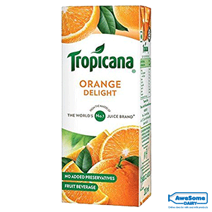 tropicana india,Tropicana-Orange-Delight-200ml