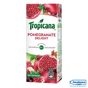 Buy Tropicana Pomegranate Delight Fruit Juice Online In