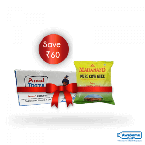 awesomedairy-combo-offer-amul-milk-mahananda-ghee