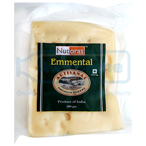 Nutoras-emmental-premium-chees-200gm_front-Awesomedairy