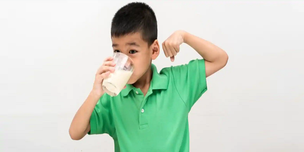 milk is good for children