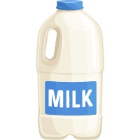 order milk online anywhere in India